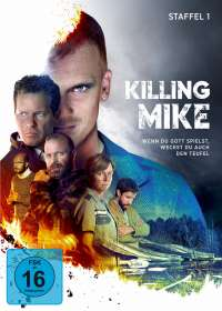 Louise Friedberg: Killing Mike Staffel 1, DVD