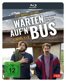 Dirk Kummer: Warten auf'n Bus Staffel 1 & 2 (Blu-ray), BR