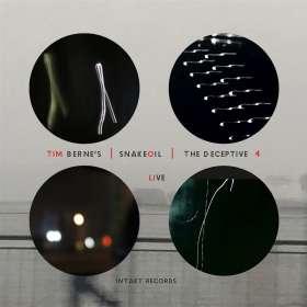Tim Berne's Snakeoil: The Deceptive 4: Live, CD