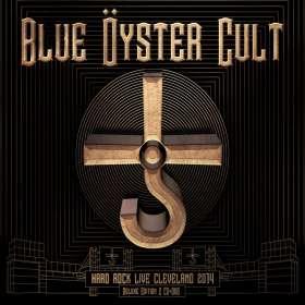 Blue Öyster Cult: Hard Rock Live Cleveland 2014, CD