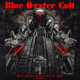 Blue Öyster Cult: iHeart Radio Theater NYC 2012, CD