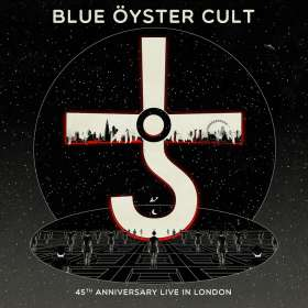 Blue Öyster Cult: 45th Anniversary Live In London, CD