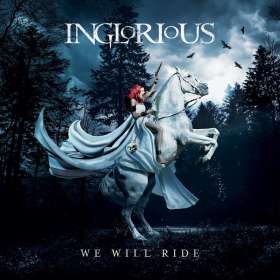 Inglorious: We Will Ride, CD