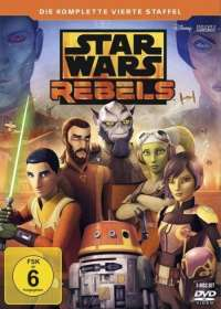 Star Wars Rebels Staffel 4 (finale Staffel), DVD