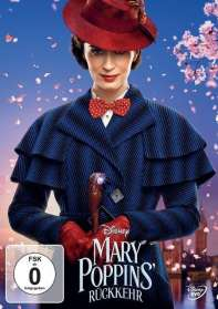 Rob Marshall: Mary Poppins' Rückkehr, DVD