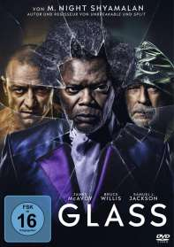 M. Night Shyamalan: Glass, DVD