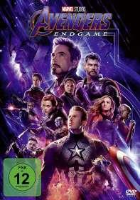 Joe Russo: Avengers: Endgame, DVD