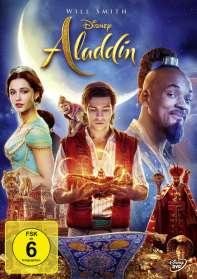 Guy Ritchie: Aladdin (2019), DVD