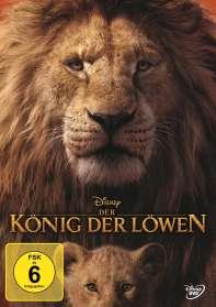 Jon Favreau: Der König der Löwen (2019), DVD