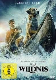 Chris Sanders: Ruf der Wildnis (2020), DVD