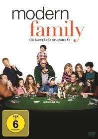 Modern Family Staffel 6, DVD