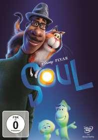 Pete Docter: Soul (2020), DVD