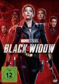 Cate Shortland: Black Widow, DVD