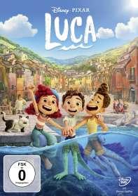 Enrico Casarosa: Luca, DVD