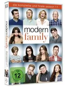 Modern Family Staffel 11 (finale Staffel), DVD