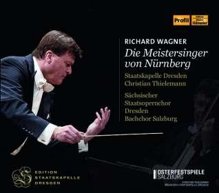 Richard Wagner (1813-1883): Die Meistersinger von Nürnberg, CD