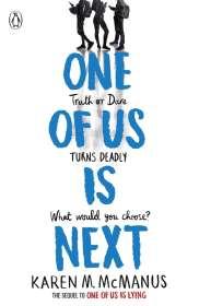 Karen McManus: One Of Us Is Next, Buch