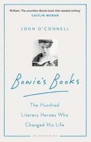 John O'Connell: Bowie's Books, Buch