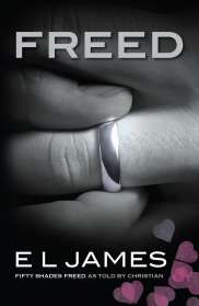 E. L. James: Freed, Buch
