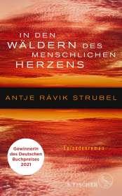 Antje Rávic Strubel: In den Wäldern des menschlichen Herzens, Buch
