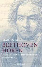 Martin Geck: Beethoven hören, Buch