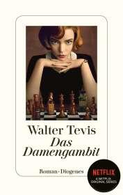 Walter Tevis: Das Damengambit, Buch