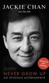 Jackie Chan: Never Grow Up, Buch