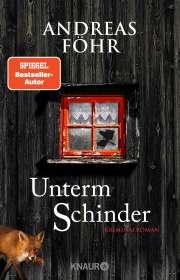 Andreas Föhr: Unterm Schinder, Buch