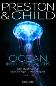 Douglas Preston: OCEAN - Insel des Grauens, Buch