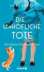 S J Bennett: Die unhöfliche Tote, Buch
