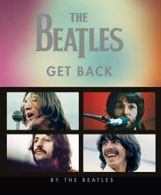 Peter Jackson: The Beatles, Get Back, Buch