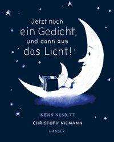 Kenn Nesbitt: Jetzt noch ein Gedicht, und dann aus das Licht!, Buch