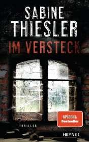Sabine Thiesler: Im Versteck, Buch