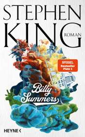 Stephen King: Billy Summers, Buch