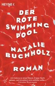 Natalie Buchholz: Der rote Swimmingpool, Buch