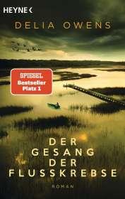 Delia Owens: Der Gesang der Flusskrebse, Buch