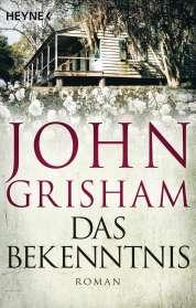 John Grisham: Das Bekenntnis, Buch