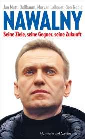 Jan Matti Dollbaum: Nawalny, Buch