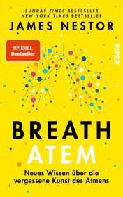 James Nestor: Luftholen, Buch