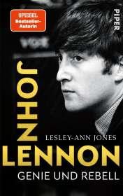Lesley-Ann Jones: John Lennon, Buch