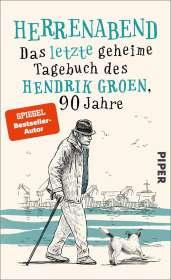 Hendrik Groen: Herrenabend, Buch