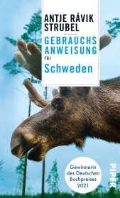 Antje Rávic Strubel: Gebrauchsanweisung für Schweden, Buch