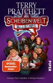 Terry Pratchett: Scheibenwelt All Stars, Buch
