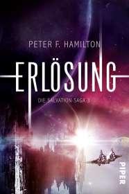 Peter F. Hamilton: Erlösung, Buch