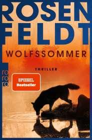 Hans Rosenfeldt: Wolfssommer, Buch