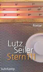 Lutz Seiler: Stern 111, Buch