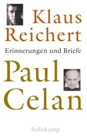Klaus Reichert: Paul Celan, Buch