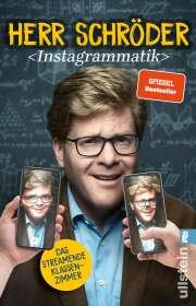 Herr Schröder: Instagrammatik, Buch
