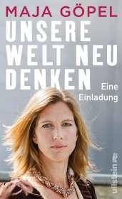 Maja Göpel: Unsere Welt neu denken, Buch