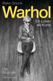 Blake Gopnik: Warhol -, Buch